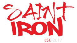 Saint Iron Logo